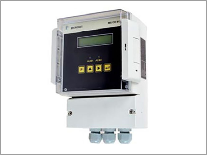 Conductivity Indicating Controllers Model: MSCD 912