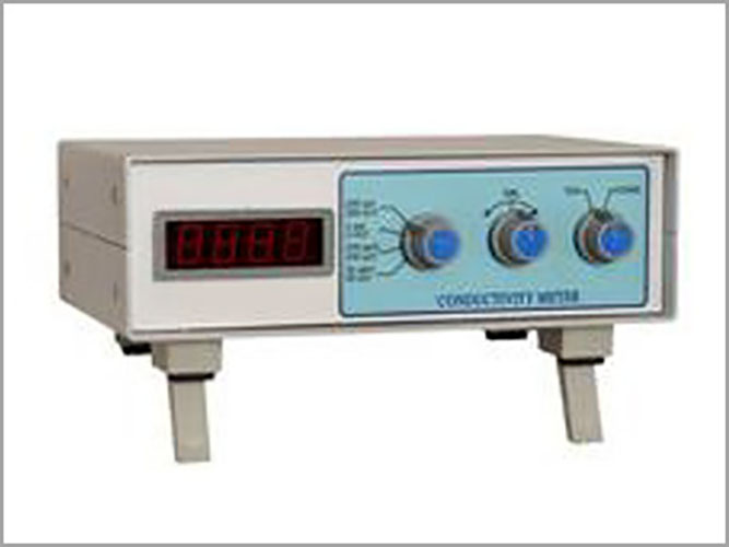 Digital Conductivity Meter : Industrial ph sensors controllers transmitters
