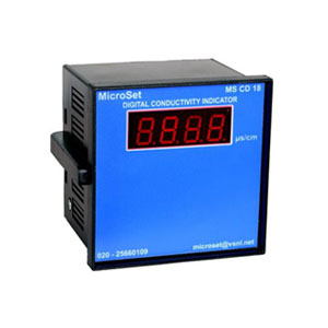 On-line Panel Mounted Conductivity Indicator - MS CD 18