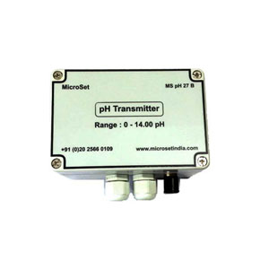 pH Transmitters MS pH 27 B