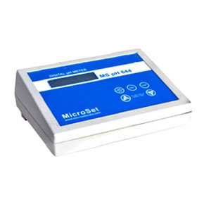 Table Top pH Meter Microprocessor based design MS pH 644