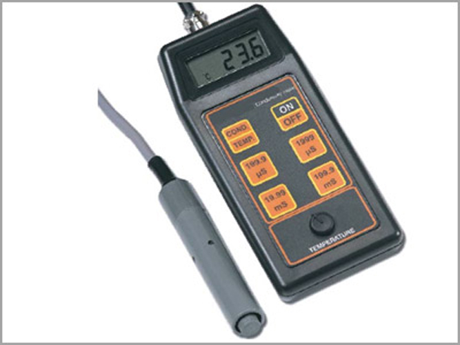 Deionized Water Resistivity Meter : Industrial ph sensors controllers transmitters