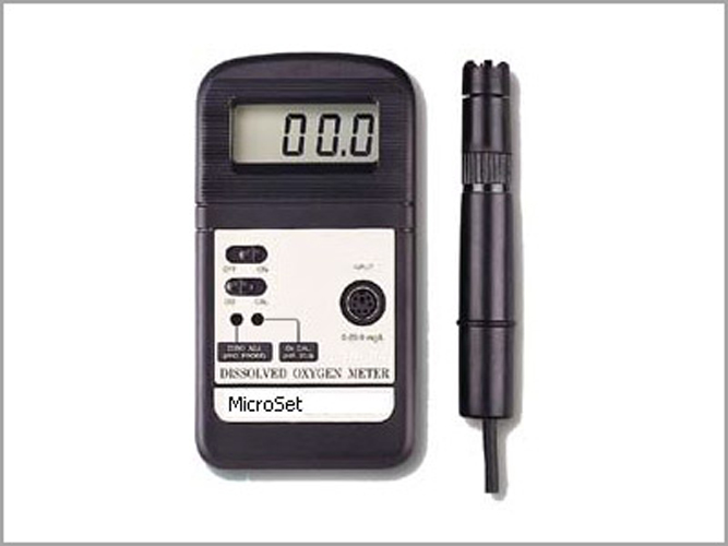 Portable Dissolved Oxygen Meter - MS DO 6610